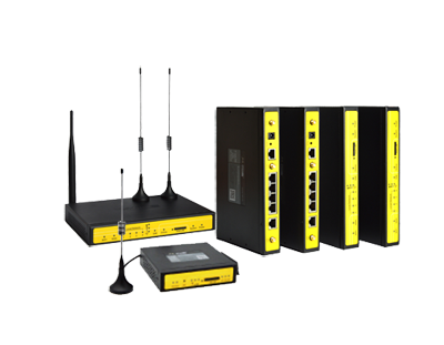 Industrial 3G 4G Routers